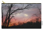 January Sunrise 1 Carry-all Pouch