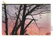 January Sunrise 3 Carry-all Pouch