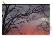 January Sunrise 4 Carry-all Pouch