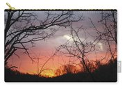 January Sunrise 5 Carry-all Pouch