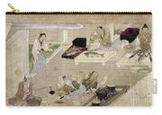 Japan: Kitchen, C1375 Carry-all Pouch