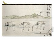 Japan: Matthew Perry, 1854 Carry-all Pouch