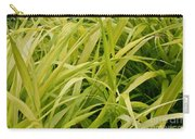 Japanese Forest Grass Carry-all Pouch