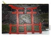 Japanese Garden Bbg Carry-all Pouch