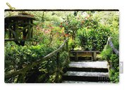 Japanese Garden Retreat Carry-all Pouch