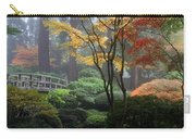 Japanese Gardens Fall Carry-all Pouch