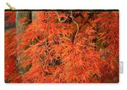 Japanese Maple In Autumn Carry-all Pouch