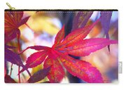 Japanese Maple Leaves In The Fall Carry-all Pouch