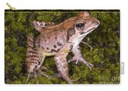 Japanese Ranid Frog Carry-all Pouch