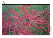 Japanese Red Leaf Maple Hybrid Carry-all Pouch