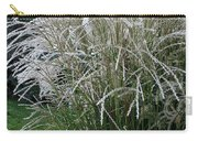 Japanese Silver Grass Full Height Carry-all Pouch