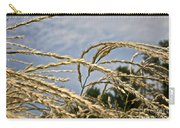 Japanese Silver Grass Carry-all Pouch