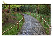 Japanese Tea Garden Path Carry-all Pouch