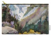 Jasper In Colour Carry-all Pouch