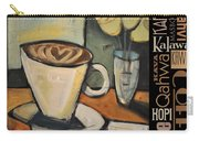 Java Coffee Languages Poster Carry-all Pouch