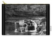 Java Falls Monochrome Carry-all Pouch