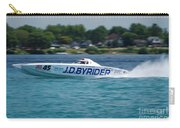 J.d. Byrider Offshore Racing Carry-all Pouch