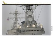 Jds Shimakaze Sails In Formation Carry-all Pouch