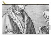 Jean Fernel, French Physician Carry-all Pouch