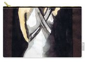Jean Harlow 2 Carry-all Pouch