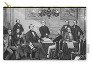 Jefferson Davis, Cabinet Carry-all Pouch by Photo Researchers