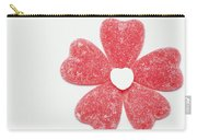 Jelly Candy Heart Flower 1 Carry-all Pouch