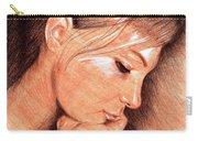 Jenny Carry-all Pouch by Hakon Soreide