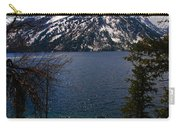 Jenny Lake In The Grand Teton Area Carry-all Pouch