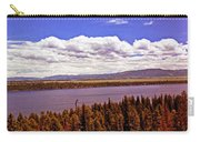 Jenny Lake Panorama Carry-all Pouch