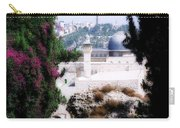 Jerusalem Throne Of Yahweh Carry-all Pouch