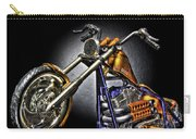 Jesse James Bike Detroit Mi Carry-all Pouch