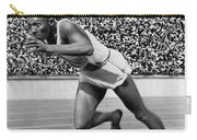Jesse Owens (1913-1980) Carry-all Pouch