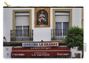 Jesus And The Cerveceria Carry-all Pouch