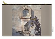 Jesus Image Carry-all Pouch by Rebecca Margraf