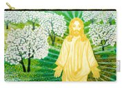 Jesus On Mount Thabor Carry-all Pouch