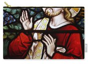 Jesus Stained Glass Carry-all Pouch