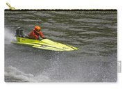 Jetboat In A Race At Grants Pass Boatnik Carry-all Pouch