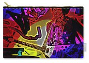 Jimi Hendrix Number 22 Carry-all Pouch
