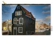 Jodenbreestraat 1. Amsterdam Carry-all Pouch