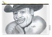 Joe Frazier Carry-all Pouch
