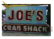 Joe's Crab Shack Carry-all Pouch