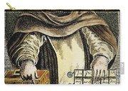 Johann Tetzel (c1465-1519) Carry-all Pouch