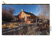 John And Ellen Wood Home Carry-all Pouch