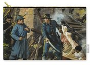 John Brown On 30 August 1856 Intercepting A Body Of Pro-slavery Men Carry-all Pouch