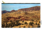 John Day Blue Basin Carry-all Pouch