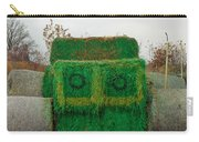John Deer Made Of Hay Carry-all Pouch