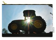 John Deere In The Morning Sun Carry-all Pouch