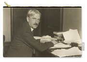 John Dewey, American Philosopher Carry-all Pouch