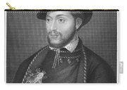 John Dudley (1502?-1553) Carry-all Pouch