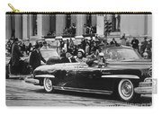 John F. Kennedy (1917-1963) Carry-all Pouch
